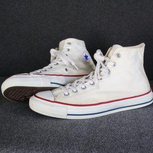 Converse Chuck Taylor Hi Top Made In USA 1980s